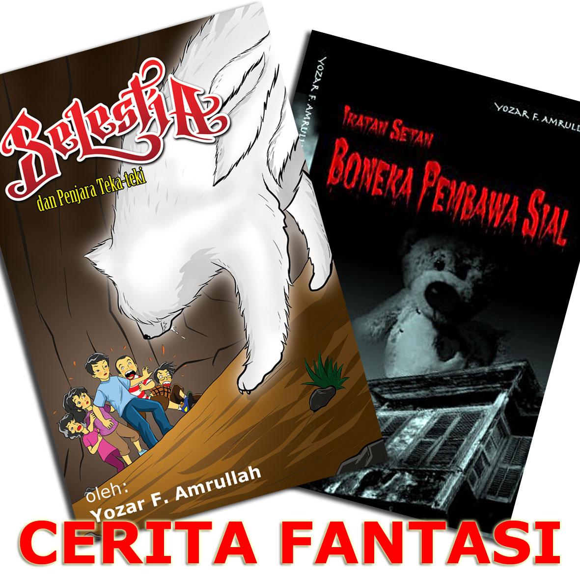 Flawless Fantasy Cerita Fantasi