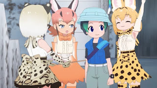 Kemono Friends 2 – Episodio 08