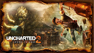 Uncharted 2 PS3 Wallpaper