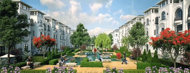 Dự án khu đô thị Louis City Đại Mỗ