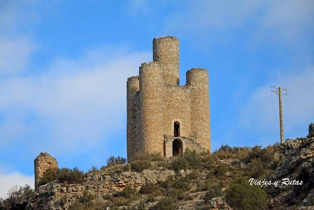 Torre de Alarconcillos, Alarcón