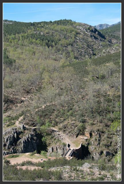 Ruta la Roblelacasa-Cascada de los Aljibes-Matallana