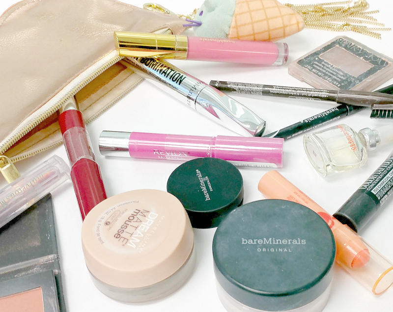 What's In My Make Up Bag (hint: it's not too expensive!)