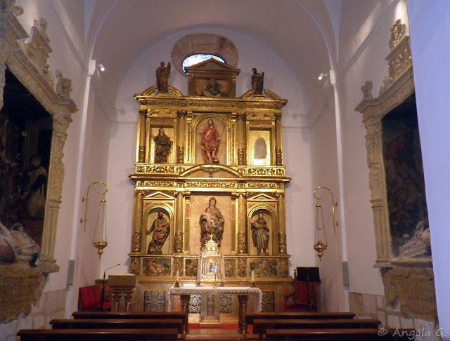 Capilla de San Miguel o del Santísimo