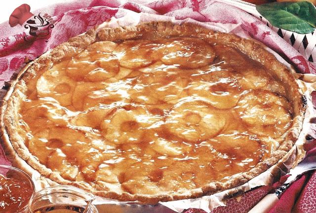 Tarta de Manzana borracha