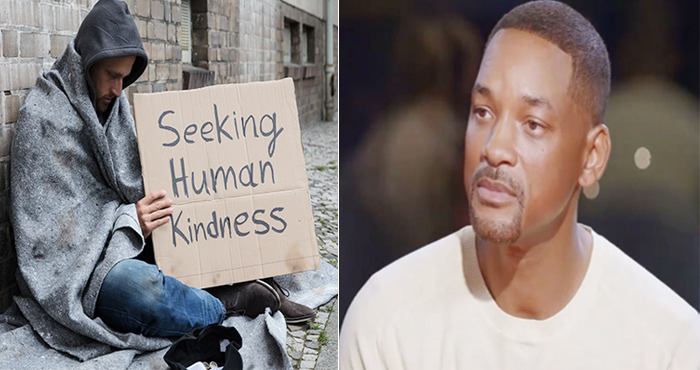 Will Smith Is Helping Raise $50 Million To Fight Global Homelessness