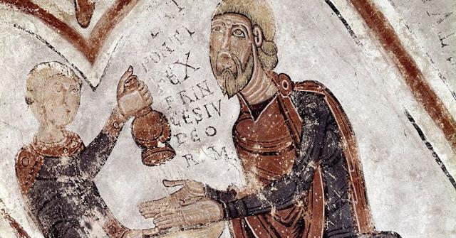 """""""Pontius Pilate: Deciphering a Memory"""" - Aldo Shiavone"""