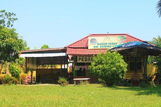 Pondok Rumah Makan Bubur Pedas 2 - Catatan Nizwar ID