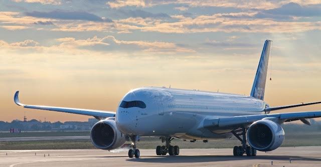 Tempo de avião até Ottawa