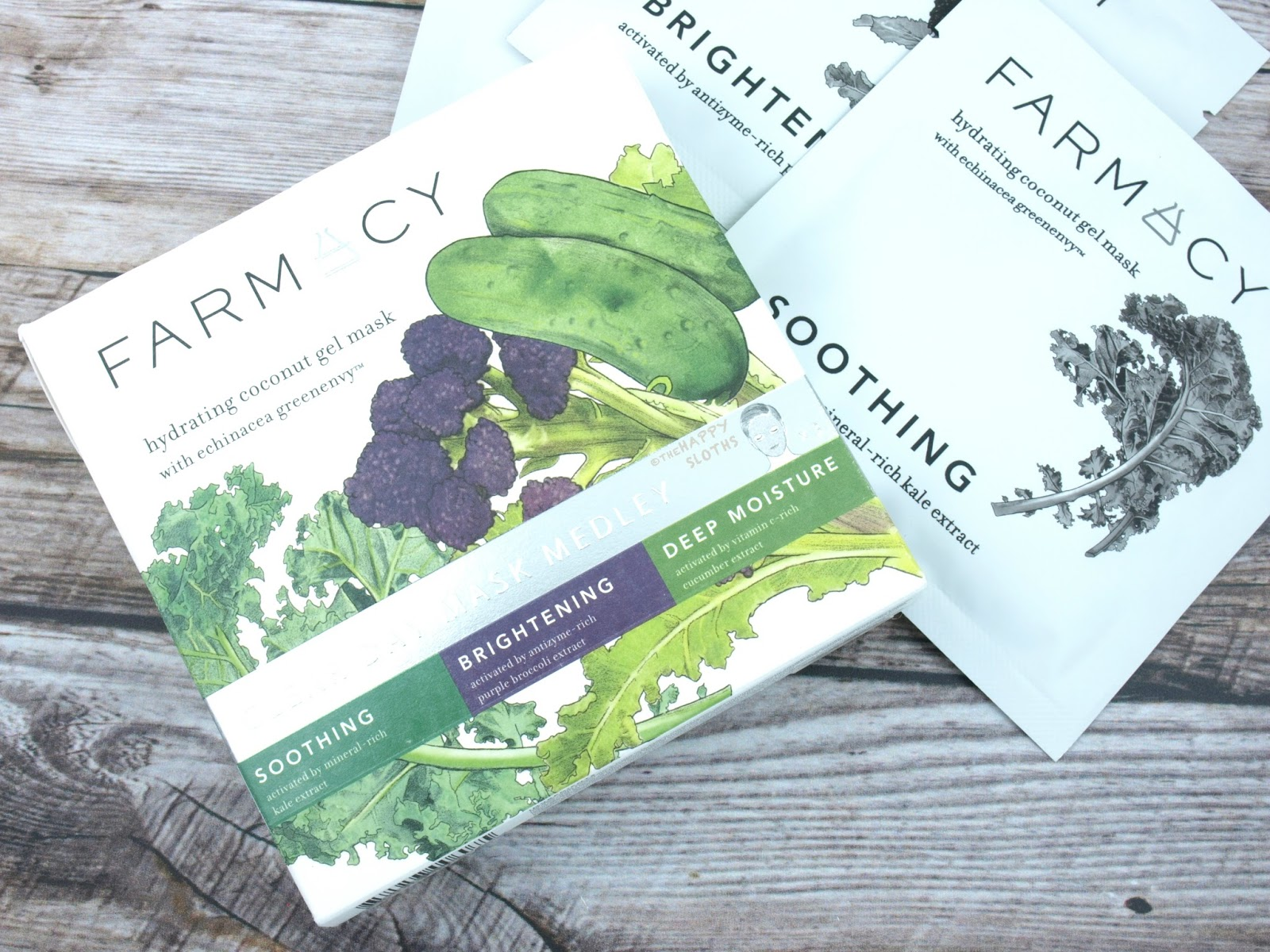 Farmacy Hydrating Coconut Gel Mask Review