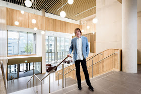 Julian Lloyd Webber at the Royal Birmingham Conservatoire