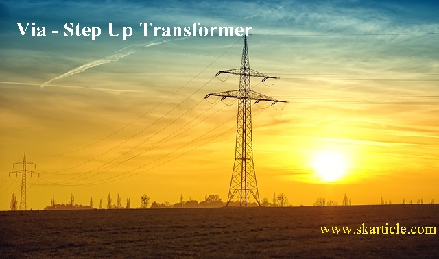 Step Up Transformer In Hindi