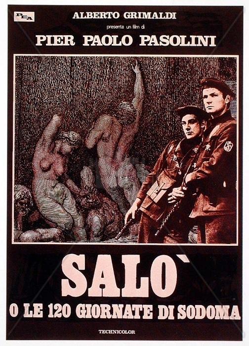 Salo Ou Les 120 Jours De Sodome : jours, sodome, Gaspar,, Lugareño:, Salò, Sodom, Gordiano, Lupi)