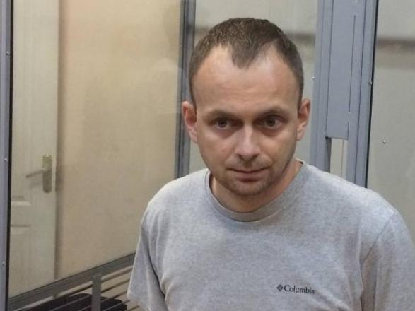 Суд арестовал бывшего прокурора Дмитрия Суса сроком на 40 суток