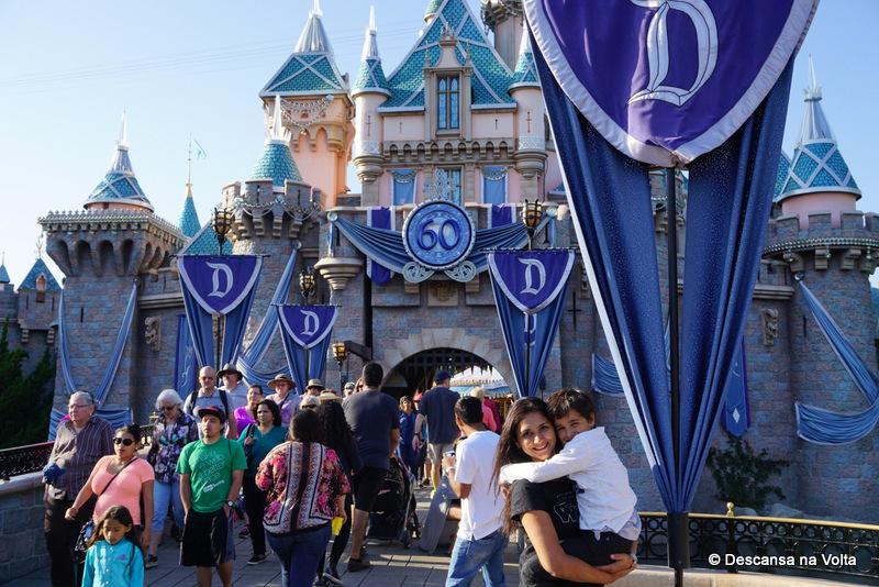 Disneyland Park Califórnia