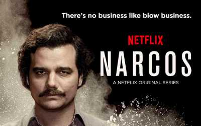 Narcos Season 2 Complete 720p HD Hindi - English Dual Audio WebRip