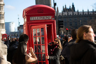 Телефонная будка – офис! Как это сделали в Англии?