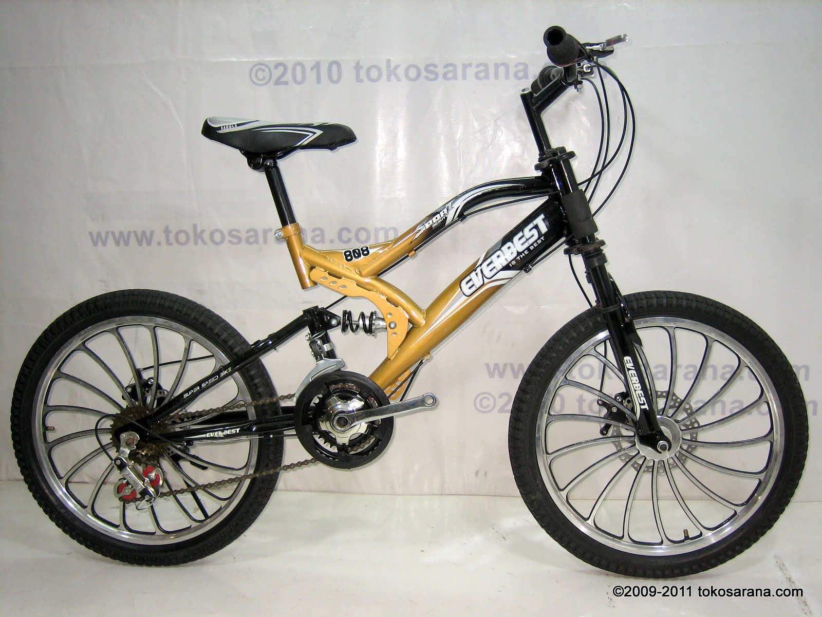Sepeda Gunung Everbest 20808 RC Racing 20 Inci News