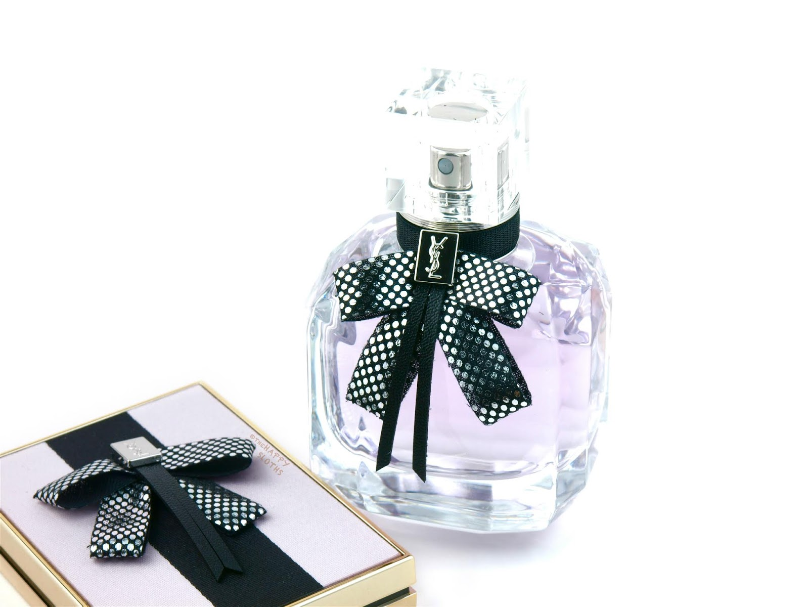 Yves Saint Laurent | Mon Paris Couture Eau de Parfum: Review