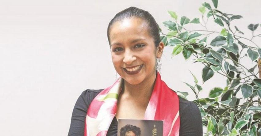 Joven soprano Sylvia Falcón sueña con emular a Yma Sumac