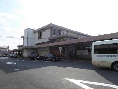 JR学研都市線『四条畷駅』