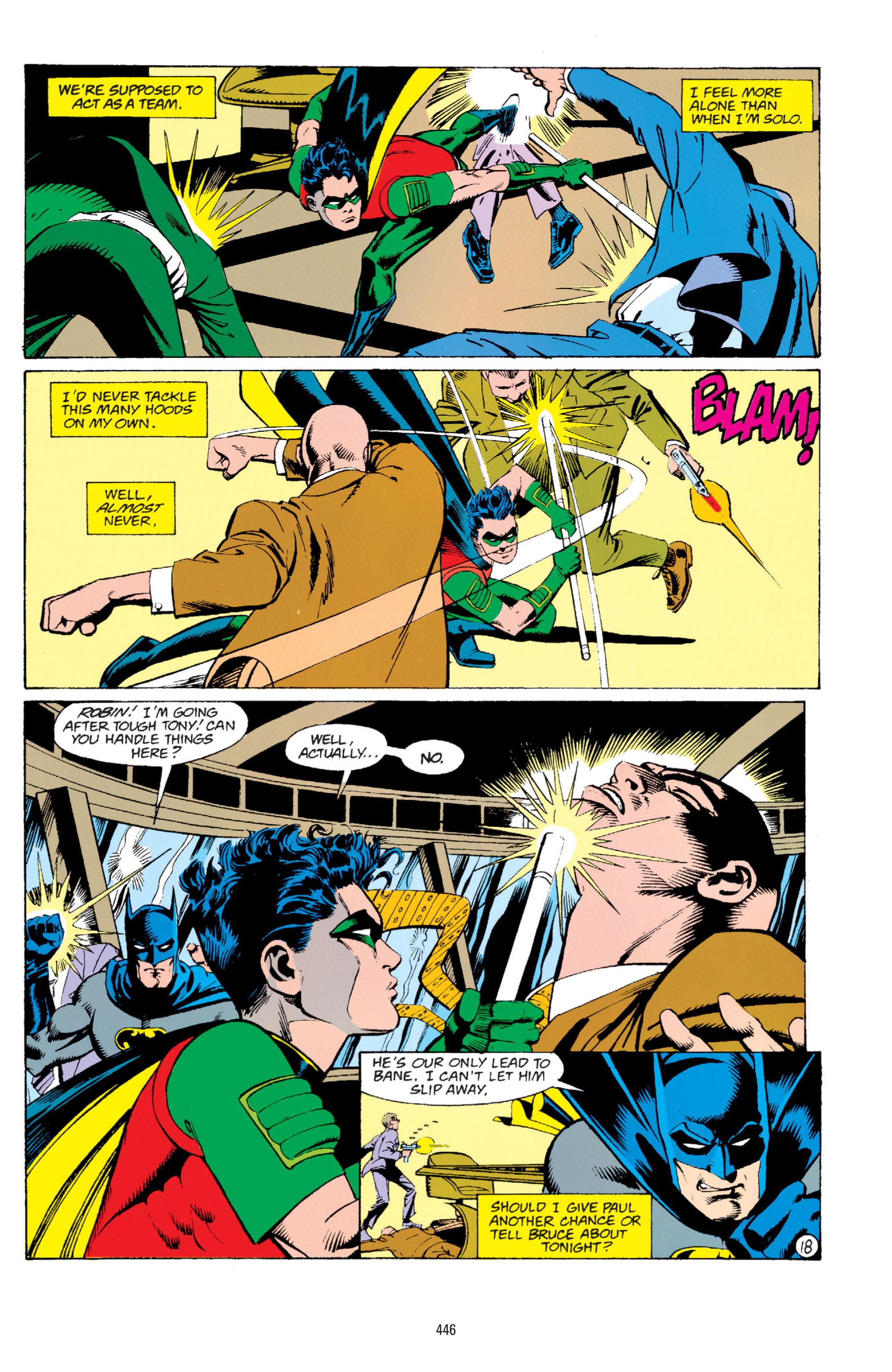 Detective Comics (1937) 665 Page 17