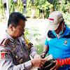 Kombes Pol Wahyu Dwi Ariwibowo, S.IK, Periksa Kelayakan Hlem dan Senjata
