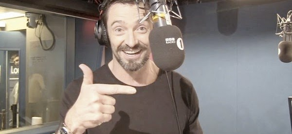Veja Hugh Jackman cantando I Am Wolverine no The Matt Edmondson Show