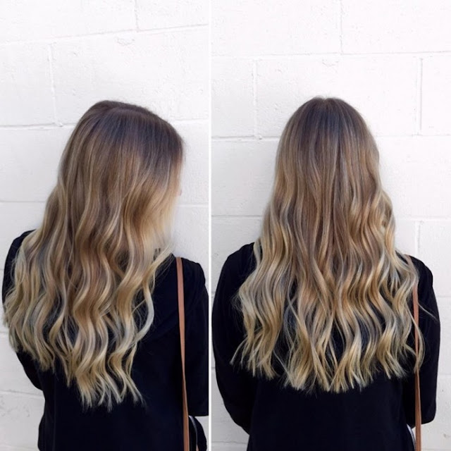 6 Hot Partial Highlights Ideas for Brunettes 5 - Classical Partial Lights