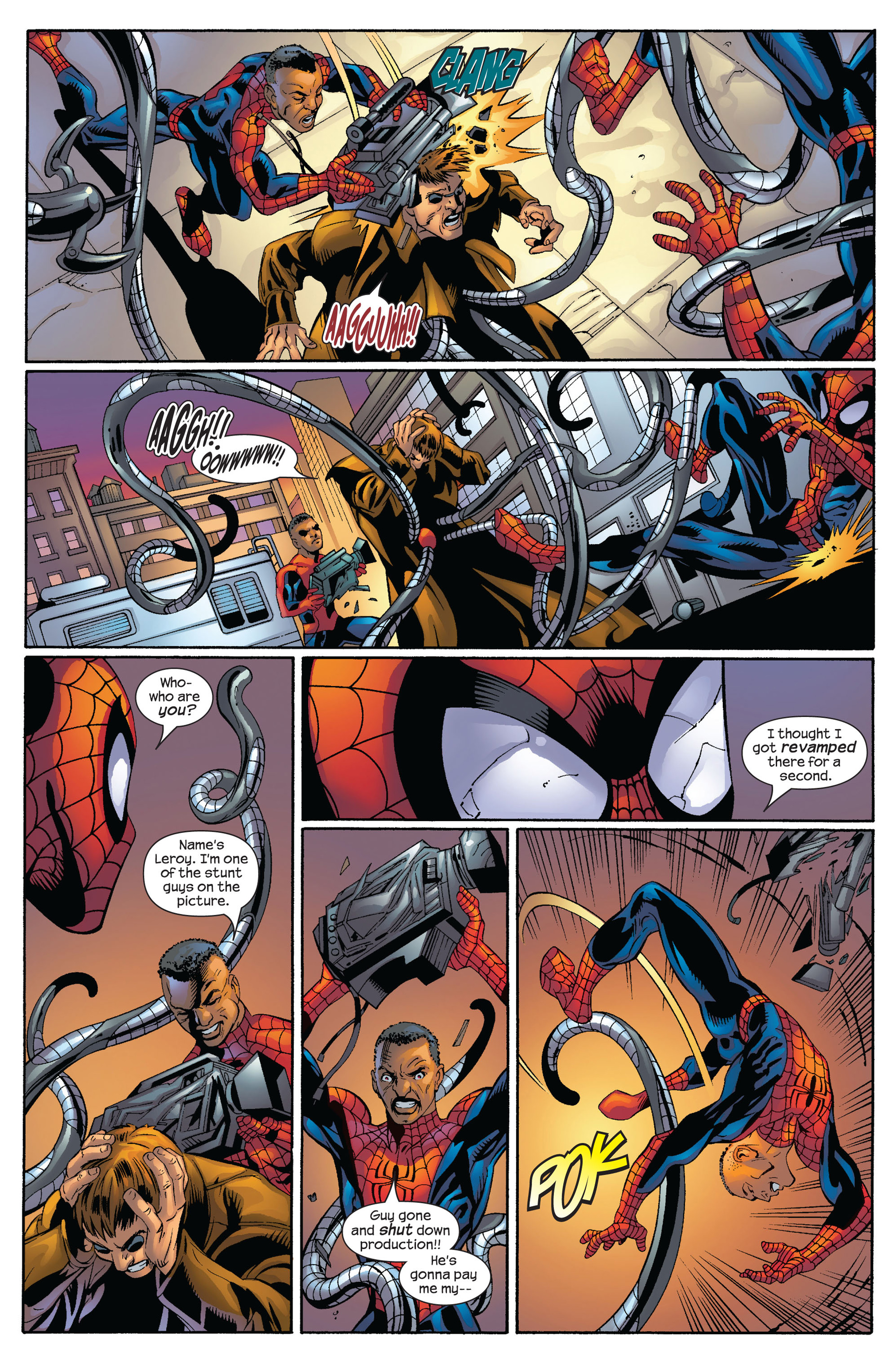 Read online Ultimate Spider-Man (2000) comic -  Issue #56 - 11