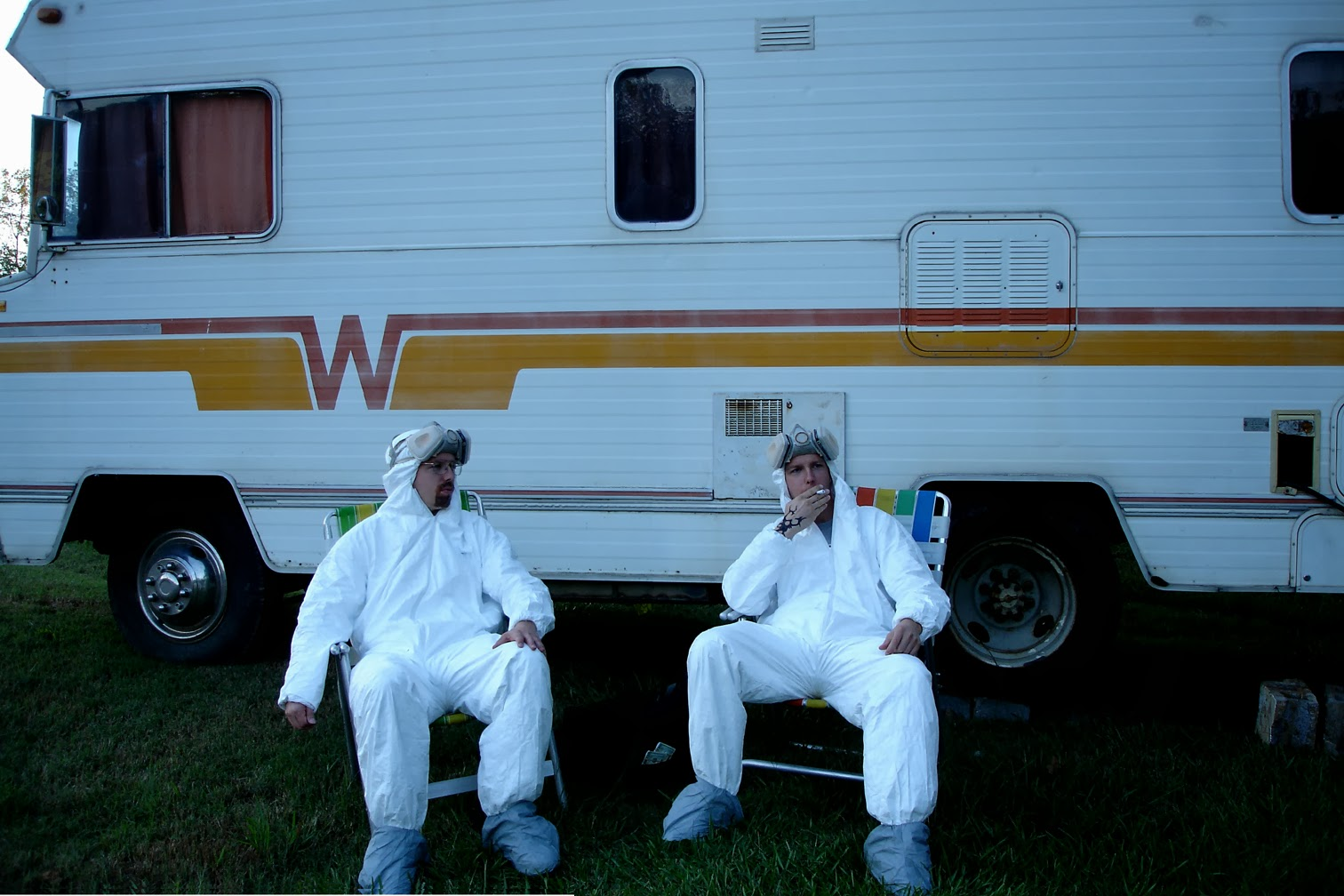 WardWorks: Breaking Bad Photo Shoot