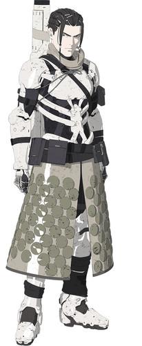 Mamoru Miyano como Sutezo