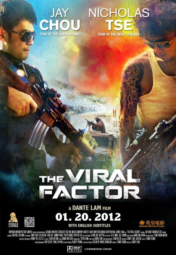 O Fator Viral – Dublado (2014)