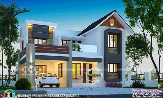 Beautiful 1565 sq-ft modern home