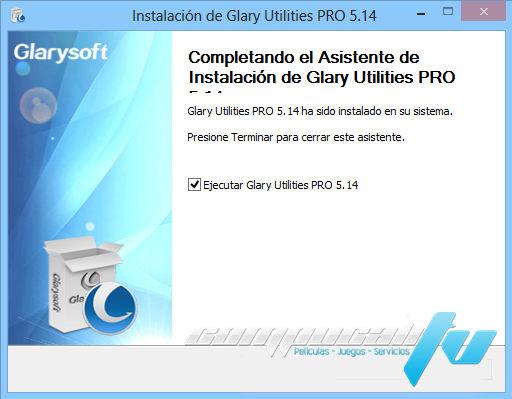 Glary Utilities PRO 5.90 Final Español