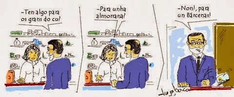 """O """"recto"""" de Rajoy"""