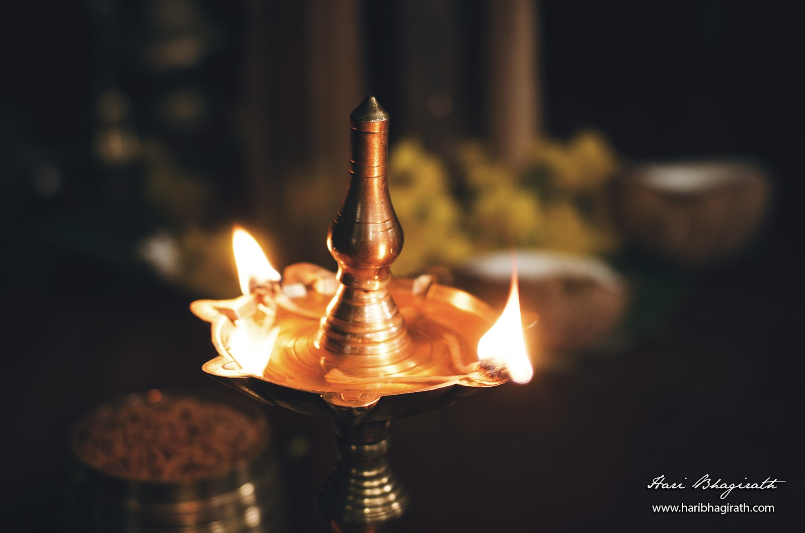 Irinjalakuda: Lighting the Lamp