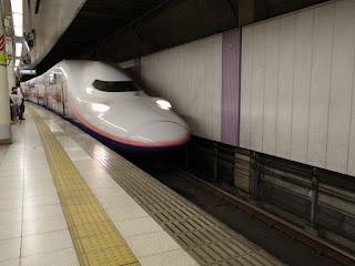 新幹線 上野駅