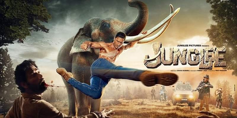 Junglee Critics Review Poster