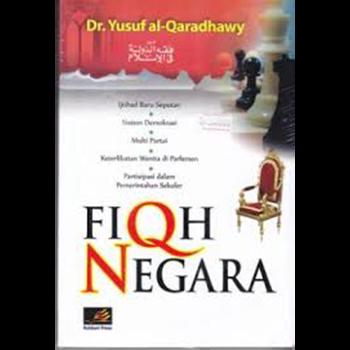 Fiqih Negara Yusuf Al-Qaradhawy