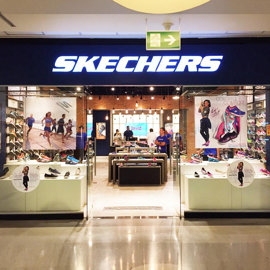 75963c517 A SKECHERS do Brasil Calçados anuncia a abertura de sua oitava loja  exclusiva no Brasil no dia de hoje