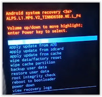 Recovery mode Micromax Bolt Q338