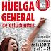 Huelga estudiantil - 13 y 14 de abril de 2016