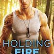 Quote-tastic/Review-- Holding Fire (Alpha Security #2) by April Hunt