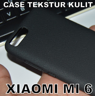 TPU-Jelly-Softcase-Leather-Texture-Case-Tekstur-Kulit-Xiaomi-Mi-6