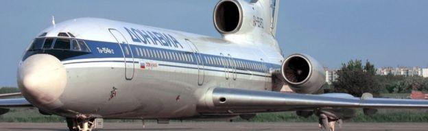Avião militar russo com 92 pessoas a bordo cai no Mar Negro