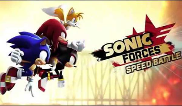 لعبة Sonic Forces الجديدة لعبة السباق الممتعة من شركة سيجا