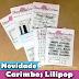 Carimbos Lilipop + Novidade