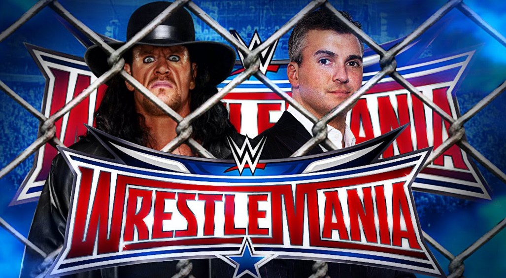 Undertaker vs Shane McMahon Hell in a Cell Wrestlemania Live Streaming