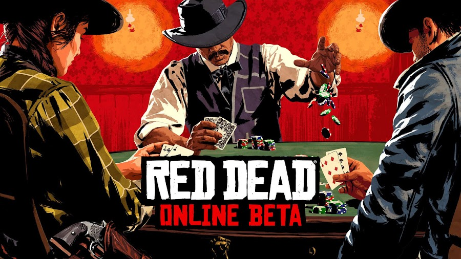 red dead online update missions poker ps4 xb1